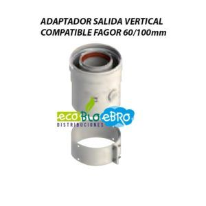 ADAPTADOR-SALIDA-VERTICAL-COMPATIBLE-FAGOR-60100mm-ECOBIOEBRO