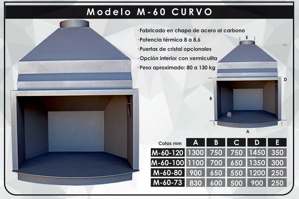 FICHA-TECNICA-CHIMENEA-ACERO-MODELO-M-60-CURVO-ECOBIOEBRO