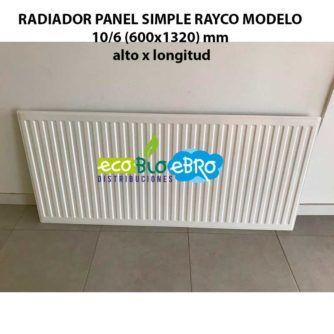 RADIADOR-PANEL-SIMPLE-RAYCO-MODELO-106-(600x1320)-mm-ecobioebro