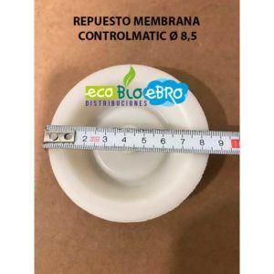 REPUESTO-MEMBRANA-CONTROLMATIC-8,5-DIAMETRO-ECOBIOEBRO