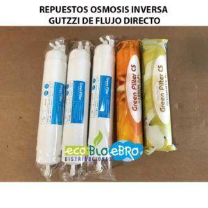 REPUESTOS-OSMOSIS-INVERSA-GUTZZI-DE-FLUJO-DIRECTO-ecobioebro