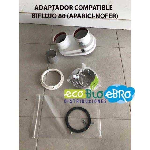 AMBIENTE-ADAPTADOR-COMPATIBLE--BIFLUJO-80-(APARICI-NOFER)-ecobioebro