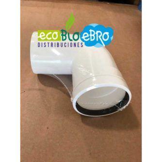 AMBIENTE-CODO-90º-SIMPLE-CASCADA-BIFLUJO-MACHO--HEMBRA-P.P-Ø-110-Ø-125-Ø-160-Ø-200-Ø-250-Ø-300-(Condensación)-ecobioebro