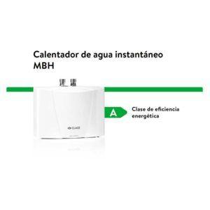 Calentador de agua instantáneo MHB (para lavabo / fregadero)