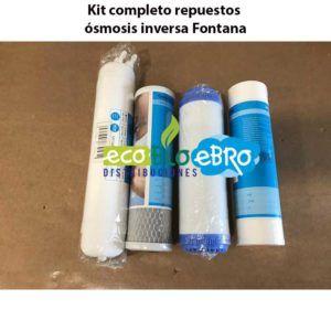Kit-completo-repuestos-ósmosis-inversa-Fontana-ECOBIOEBRO