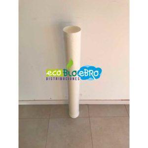 VISTA-TUBO-SIMPLE-CASCADA-BIFLUJO-MACHO--HEMBRA-P.P-Ø-110-Ø-125-Ø-160-Ø-200-Ø-250-Ø-300-(Condensación)