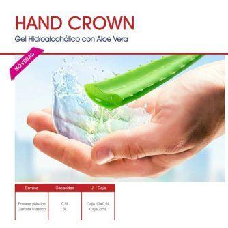 Gel-de-manos-hidroalcohólico-con-Aloe-Vera-(HAND-CROWN)-ECOBIOEBRO