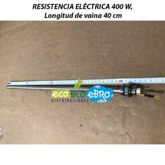 RESISTENCIA-ELECTRICA-400-W,-Longitud-de-vaina-40-cm-ECOBIOEBRO