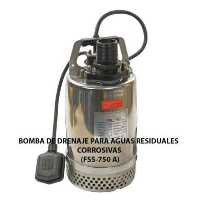 BOMBA-DE-DRENAJE-PARA-AGUAS-RESIDUALES-CORROSIVAS-(FSS-750-A)-ecobioebro