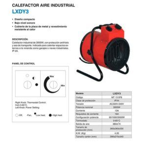 FICHA-TECNICA-CALEFACTOR-AIRE-INDUSTRIAL-LXDY3-(3000W)-ECOBIOEBRO