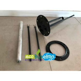 KIT COMPLETO REPUESTOS TERMO EDESA TS-500-N1 (50 litros) ecobioebro