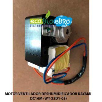 MOTOR-VENTILADOR-DESHUMIDIFICADOR-KAYAMI-DC16M-(WT-35D1-03)-ecobioebro