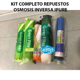 KIT-COMPLETO-REPUESTOS-OSMOSIS-INVERSA-IPURE ecobioebro