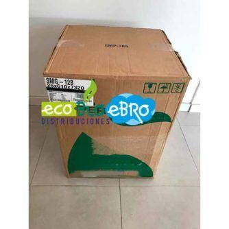 EMBALAJE ROLLO COMPLETO FIBRA CERÁMICA SOLUBLE 7320x610x25 mm ecobioebro