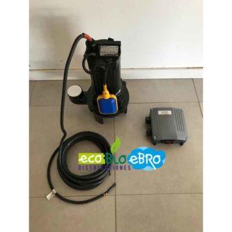 (GB-CV12-DMs-A) aguas residuales ecobioebro