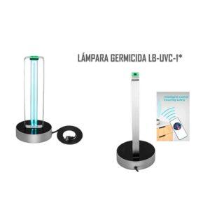 LÁMPARA GERMICIDA LB-UVC-1 LED BAY ecobioebro