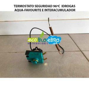 TERMOSTATO SEGURIDAD 96ºC  IDROGAS AQUA-FAVOURITE E INTERACUMULADOR