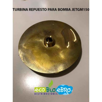 TURBINA REPUESTO PARA BOMBA JETGM150 ecobioebro