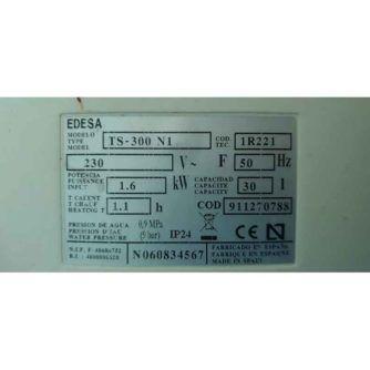 etiqueta-edesa-TS-300-N1-ECOBIOEBRO