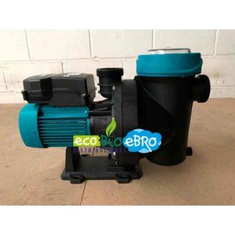 Bomba piscina centrífuga monoetapa para recirculación y filtración del agua. (SILENT I) ecobioebro