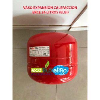VASO EXPANSIÓN CALEFACCIÓN ERCE 24 LITROS (ELBI) ecobioebro