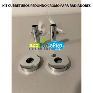 AMBIENTE KIT-CUBRETUBOS-REDONDO-CROMO-PARA-RADIADORES-ecobioebro