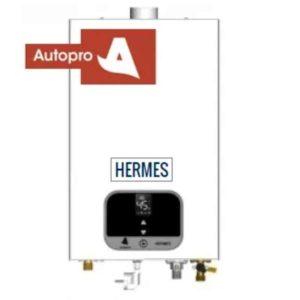 KIT COAXIAL HORIZONTAL 60/100mm (compatible calentador HERMES)