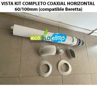 VISTA-KIT-COMPLETO-COAXIAL-HORIZONTAL-60100mm-(compatible-Beretta) ecobioebro