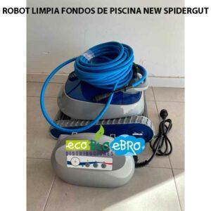 VISTA ROBOT-LIMPIA-FONDOS-DE-PISCINA-NEW-SPIDERGUT-ecobioebro