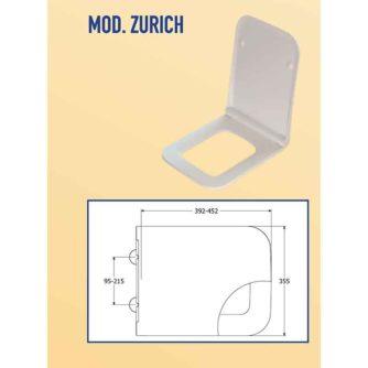 ASIENTO WC (MODELO ZURICH) ECOBIOEBRO
