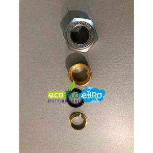 Ambiente BICONO TUBERÍA DE COBRE 16 mm (válvulas reversibles) ecobioebro