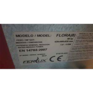 PLACA ELECTRÓNICA FLORA 8 FERLUX (Alpha 42)