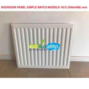 RADIADOR-PANEL-SIMPLE-RAYCO-MODELO-105-500x400-mm-ecobioebro