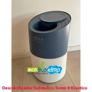 Descalcificador-hidráulico-Toren-8-Kinetico ecobioebro