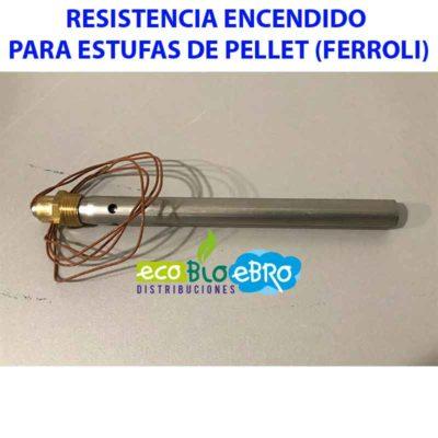 RESISTENCIA ENCENDIDO PARA ESTUFAS DE PELLET (FERROLI) ecobioebro