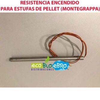 RESISTENCIA ENCENDIDO PARA ESTUFAS DE PELLET (MONTEGRAPPA) ecobioebro