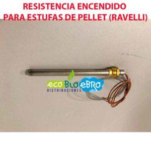 RESISTENCIA ENCENDIDO PARA ESTUFAS DE PELLET (RAVELLI) ecobioebro