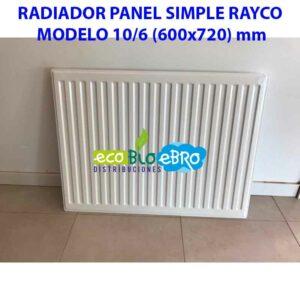 RADIADOR-PANEL-SIMPLE-RAYCO-MODELO-106-(600x720)-mm ecobioebro