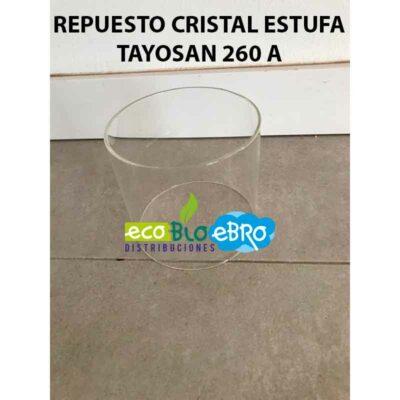REPUESTO-CRISTAL-ESTUFA-TAYOSAN-260-A-ECOBIOEBRO