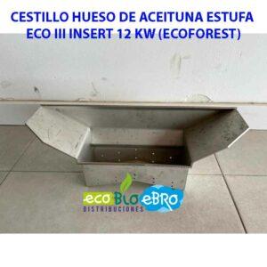 CESTILLO-HUESO-DE-ACEITUNA-ESTUFA-ECO-III-INSERT-12-KW-(ECOFOREST) ecobioebro