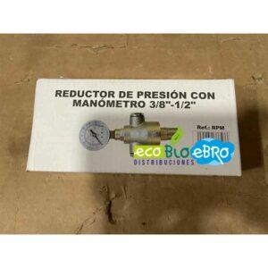 EMBALAJE-REDUCTOR-DE-PRESIÓN-LATÓN-FORJADO-CON-MANÓMETRO-ecobioebro