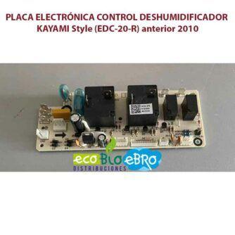 PLACA-ELECTRÓNICA-CONTROL-DESHUMIDIFICADOR-KAYAMI-Style-(EDC-20-R)-anterior-2010-ecobioebro