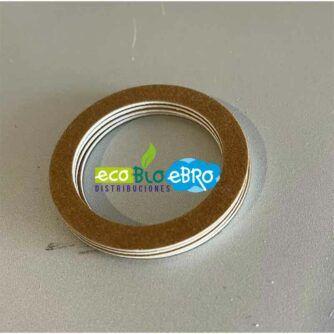 vista junta plana radiadores acero 1-1:4 ecobioebro