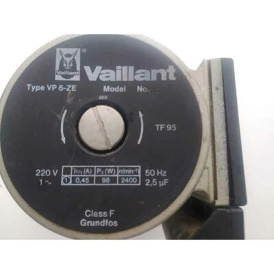 BOMBA VAILLANT CIRCULADORA WILO VPCR SL 12/6