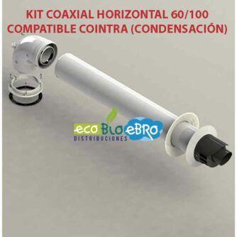 KIT-COAXIAL-HORIZONTAL-60100-COMPATIBLE-COINTRA-(CONDENSACIÓN)-ecobioebro