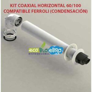 KIT-COAXIAL-HORIZONTAL-60100-COMPATIBLE-FERROLI-(CONDENSACIÓN)-ecobioebro