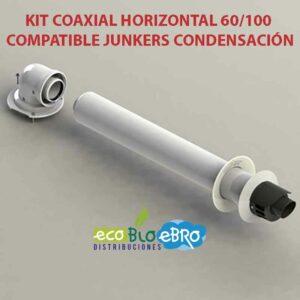 KIT-COAXIAL-HORIZONTAL-60100-COMPATIBLE-JUNKERS-CONDENSACIÓN ecobioebro