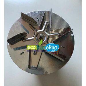 Vista aspas Repuesto-ventilador-extractor-de-humos-estufa-ECO-ARIA-EC-1-(Ecoforest)-ecobioebro