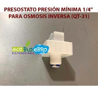 AMBIENTE PRESOSTATO-PRESIÓN-MÍNIMA-14'-PARA-OSMOSIS-INVERSA-(QT-31) ECOBIOEBRO