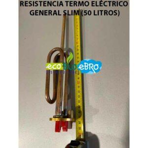 RESISTENCIA TERMO ELÉCTRICO GENERAL SLIM (50 LITROS)